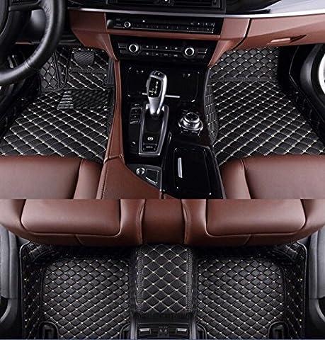 Emblème Trading Tapis de coffre Mercedes Benz ml W164Tapis de sol de protection complète pour
