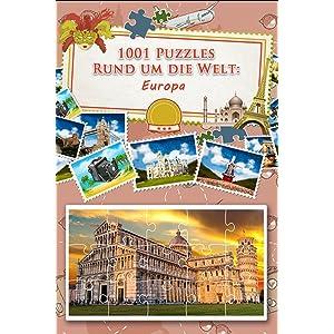 1001 Puzzles – Rund um die Welt: Europa [PC Download]