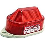 Flasheer signaallamp, knipperlicht, waarschuwing AC 220 V