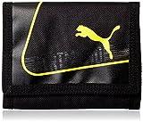 PUMA Geldbeutel BVB evoPOWER, cyber yellow/black, One Size, 073919 01