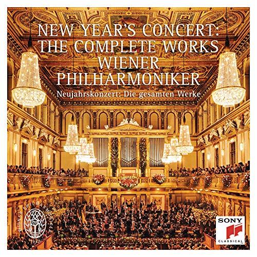 New Year's Concert - The complete Works / Neujahrskonzert: Die gesamten Werke/ Jubiläumsedition