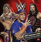 Wrestling Broschurkalender - Kalender 2019