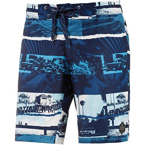Protest Herren Boardshorts navy/blau