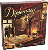 Milton Bradley Avalon Hill / Wizards of the Coast 221930000 - Diplomacy, Englische Ausgabe, Brettspiel