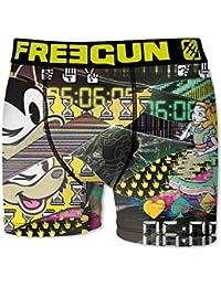 Boxer Freegun homme Fgp48 en microfibre