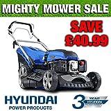Hyundai HYM460SP Self Propelled 139cc Petrol Lawn Mower