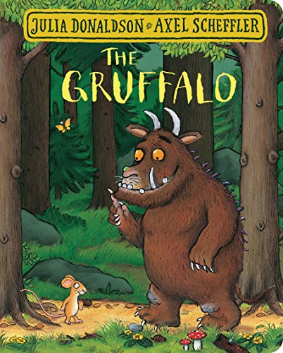 The Gruffalo por Julia Donaldson