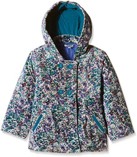 Nauti Nati Baby Girls Jacket (NAW15-305_Teal.Blue_9-12 Months)