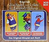 Jim Knopf Hörspielbox [3 CD`s]