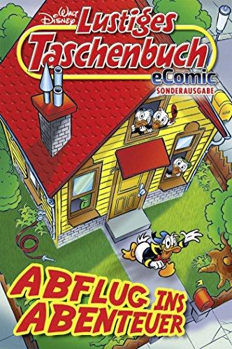 Lustiges Taschenbuch - Abflug ins Abenteuer: eComic Sonderausgabe Nr. 1 -