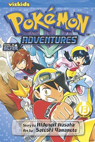 Pokemon adventures. Volume 13