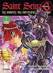 SAINT SEIYA EPISODE G T07 ED DOUBLE