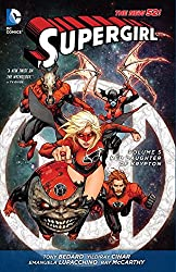 Supergirl Volume 5: Red Daughter Of Krypton TP (The New 52)