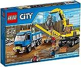 LEGO City 60075: Excavator and Truck