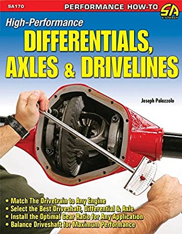 [High-performance Differentials, Axles and Drivelines] (By: Joseph Palazzolo) [published: January, 2010]
