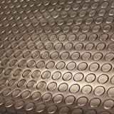 Noppen Gummimatte 3 mm stark - 1.20 Mtr x Meter - Meterware