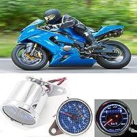 Dongzhen moto blu contagiri 1400RPM 60km/h per BMW Suzuki Motorbike 1PCS
