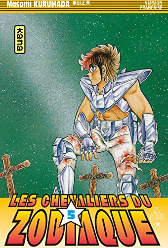 Les Chevaliers du Zodiaque : St Seiya, tome 5