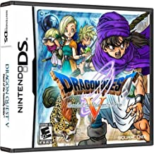 Dragon Quest V: Hand of the Heavenly Bride [import américain]