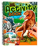 Depesche 6640 - Activity Book Dino World