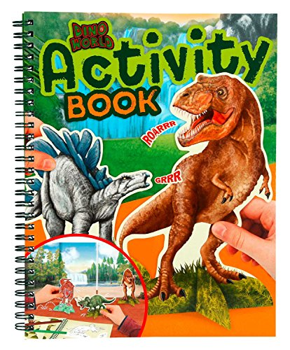 vity Book Dino World ()