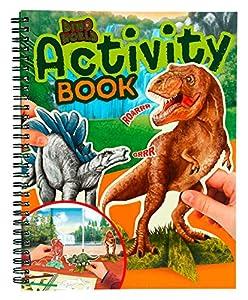 Depesche 6640-Activity portatil Dino World
