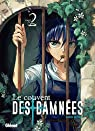 Le couvent des damnées, tome 2 par Takeyoshi