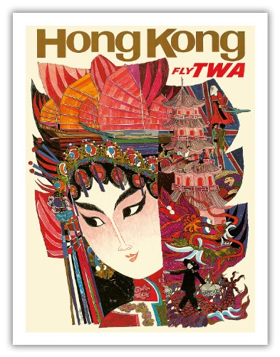 hong-kong-trans-world-airlines-fliegen-twa-alte-fluggesellschaft-reise-plakat-poster-von-david-klein