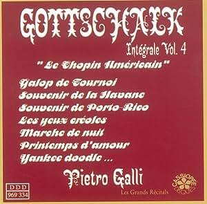Intégrale De L'Oeuvre Pour Piano Vol. 4 [Import anglais]