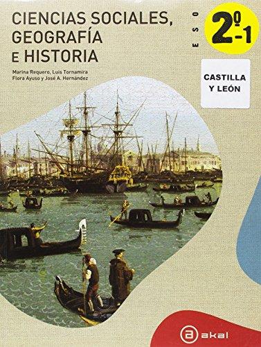 CCSS 2º ESO (Castilla y León) (Enseñanza secundaria) - 9788446036838: 288