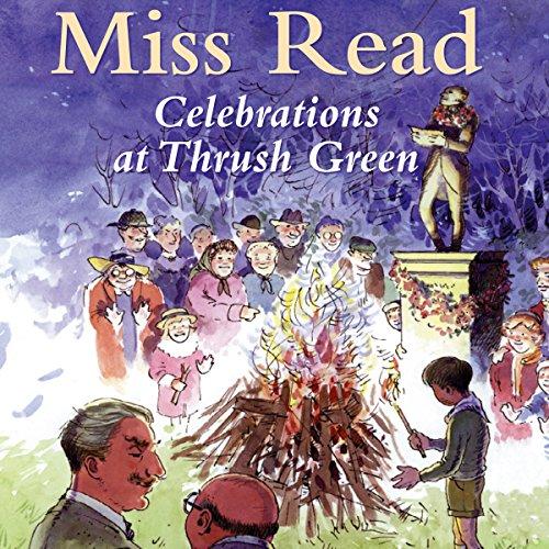 Celebrations at Thrush Green  Audiolibri