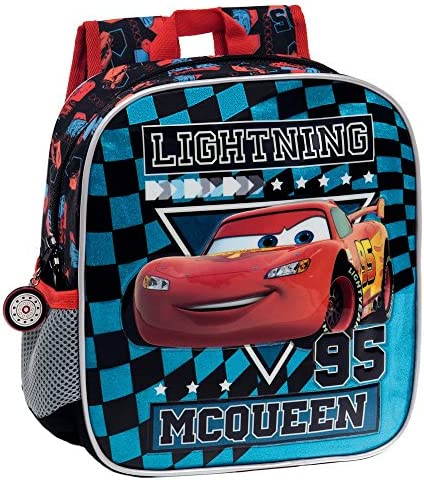Disney Cars Glitter Sac à Dos    , 25 cm, Bleu 2442051 B01C2YBOLU | Des Performances Fiables