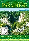 DVD Cover 'Die letzten Paradiese (Folge 5) - Kroatien: Das Wasser von Plitvice