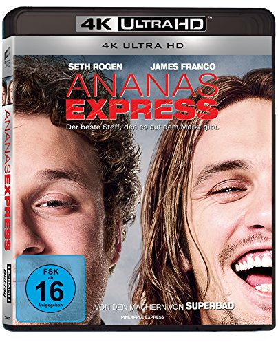 Ananas Express – 4k Ultra HD Blu-ray