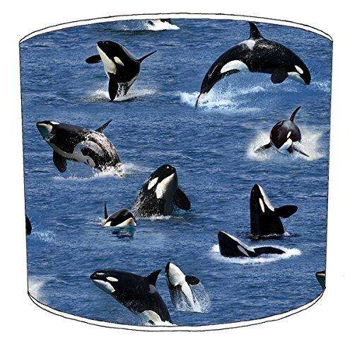 20,5cm Decke Killer Whale orca Print Lampenschirme 1 -