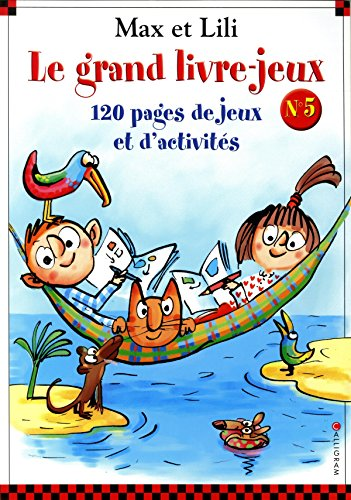 Le grand livre-jeux - numéro 5 - Max et Lili (5)