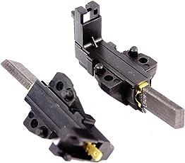 Drehflex® - Motorkohlen/Kohlebürsten für diverse Waschmaschinen aus dem Hause Bosch/Siemens - passend für die Teile-Nr. 151614/00151614 // 2 Stück