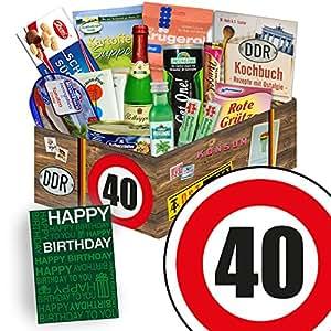 Ossi Paket L Geburtstag 40 Geschenk Box Frauen Spezial Geschenk Box