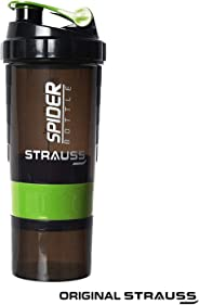 Strauss Spider Shaker Bottle,500ml