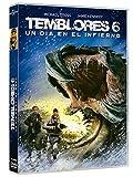 Tremors: A Cold Day In Hell (Spanish Release) Temblores 6 : Un Día En El Infierno