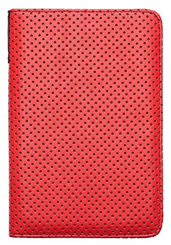 PocketBook 623-RD-DT 6Cover Grau, Rot Tasche für Tablet (Grau Taschen Dot)