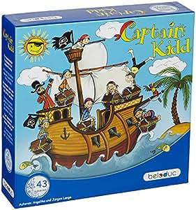 Beleduc 22326 - Captain Kidd, Puzzle