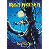 Iron Maiden - Fear Of The Dark Live Flagge
