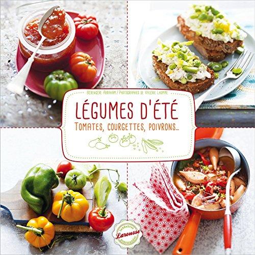 Tomates, aubergines, poivrons et légumes d'été par Valérie Lhomme