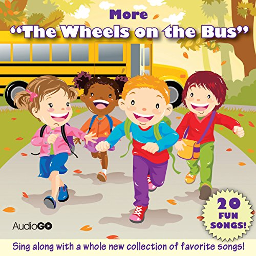More 'The Wheels on the Bus'  Audiolibri
