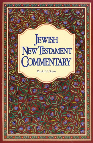 jewish-new-testament-commentary-english-edition