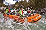 7 PERSONEN - RAFTING SCHLAUCHBOOTE - GUMOTEX - PULSAR - RACING - STABIELO SPORT - RAFTING KANU - FÜR 7 PERSONEN – SPORT-RAFTING - KAJAK STABIELO ® für CAMPING-CARAVAN-OUTDOOR-FREIZEIT - VERTRIEB HOLLY PRODUKTE STABIELO ® - INNOVATIONEN MADE in GERMANY - holly-sunshade ® Farbe ORANGE -