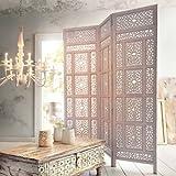 "Paravent ""Marokko"" aus Holz"