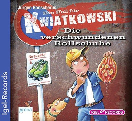 Preisvergleich Produktbild Ein Fall für Kwiatkowski. Die verschwundenen Rollschuhe (02)