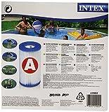 Intex 29002  Cartuccia Filtro, Confezione da 2 pezzi
